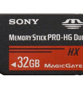 Карта памяти для Sony PSP на 32gb