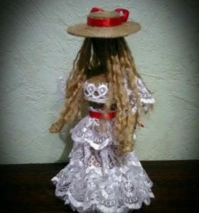 Кукла оберег ручная работа