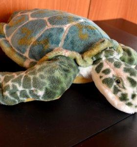 Большая зеленая черепаха