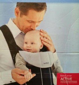 Рюкзак-кенгуру Baby Bjorn Baby Carrier Active