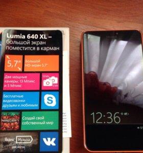 Lumia640Xl смартфон