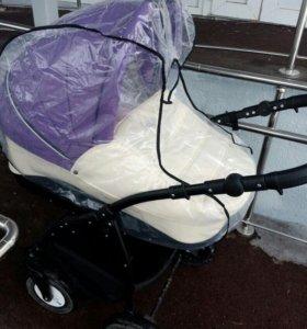 Продам коляску Indigo 3в1