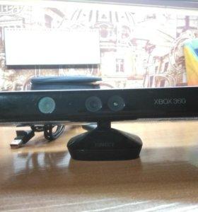 Kinect от xbox360+игра