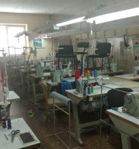 услуги по пошиву трикотажных изделий
