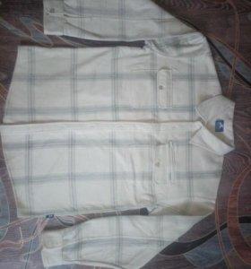 Муж.Рубашка 56-58 р-ра.