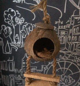 Гнездо-домик
