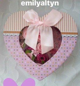 Цветы, украшения, подарок