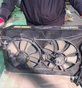 Вентиляторы радиатора (диффузор) Toyota 1AZ