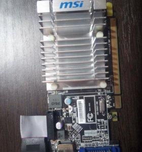 Видеокарта MSI ATI radeon hd 6850