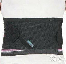 Корсет ортопедический поясничный XL Новый