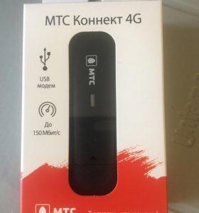 Модем 4G новый