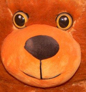 Большой медведь. 90 см. Мягкая игрушка