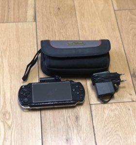 Портативная игровая приставка PlayStation Portable