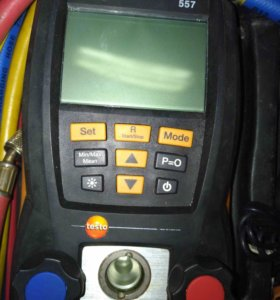 testo 557 Цифровой манометрический коллектор