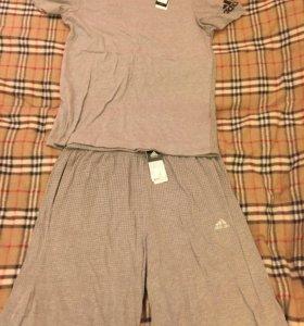 Костюм (шорты и футболка) Adidas