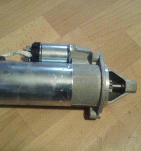 Стартер газ уаз редукторный новый.