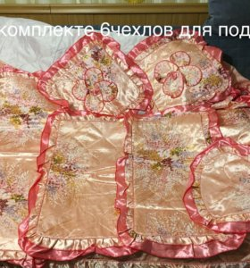 Комплект на кровать, НОВЫЙ(торг)