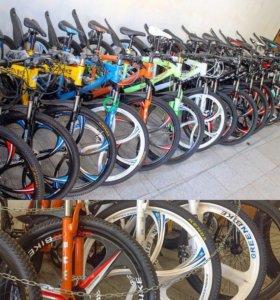 Велосипеды, опт, розница, популярные модели 2018