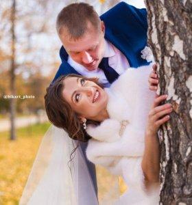 Свадебная фото-видеосъемка