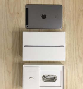 iPad 4 mini 4 WiFi+Cellular 128 GB