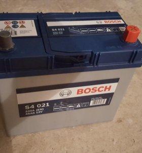 Новый аккумулятор BOSH