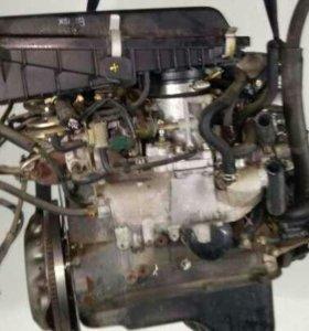 Двигатель sr18di
