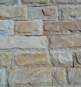Облицовочная плитка из природного камня