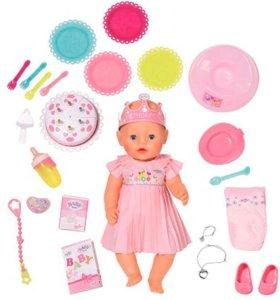 Baby born 825-129 Бэби Борн Кукла доставка рф