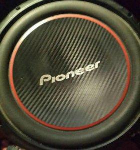 Саб PIONEER 12 ном.300 max 1400