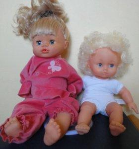 интерактивная кукла как беби борн