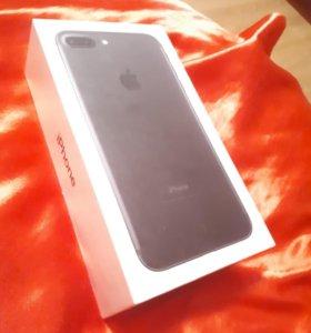 Коробка от IPhone 7+ 128гб