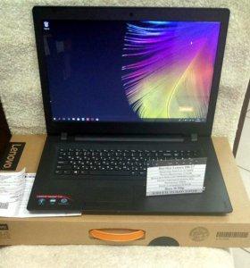Новый ноутбук Lenovo 100-17