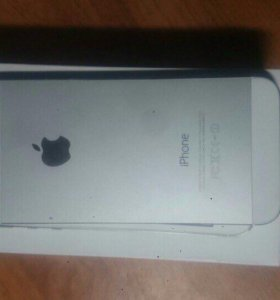 iPhone 5s 16 gb ( silver)