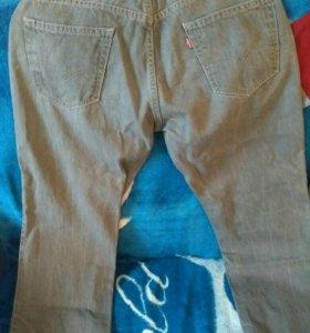 Новые мужские брюки LEVI