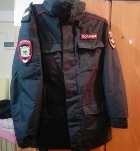 Куртка демисезонная 52-5, ватники зима.