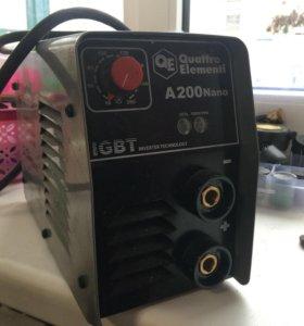 Инверторный сварочный аппарат A200 Nano