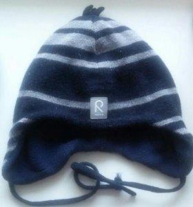 Фирменные  зимние шапки