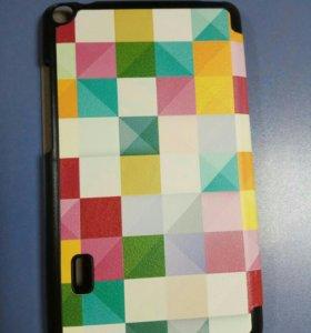 Чехол и защитное стекло для Huawei