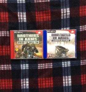 Игры из серии Brothers in Arms для ПК