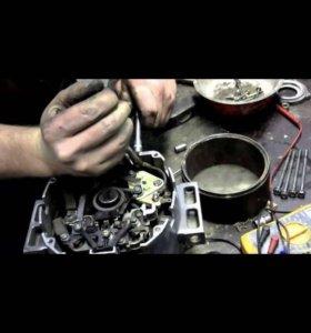 Ремонт генераторов (бензо,дизель)