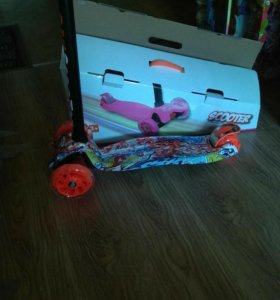 Самокат детский scooter 21st maxi