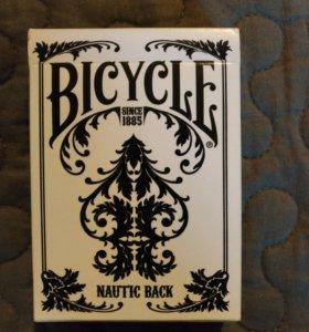 Карты коллекционные/игральные BICYCLE NAUTIC BACK