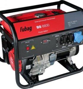 Генератор Fubag BS 6600 в аренду
