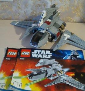 Лего Lego 8096 Шаттл Императора Палпатина