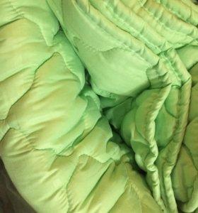 Одеяло бамбуковое новое 1,5