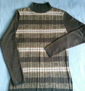 Женская одежда (джемпер коричневый)