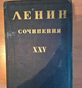 Ленин сочинения 1935г
