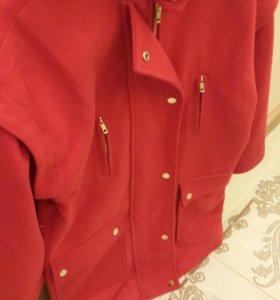 Новое женское пальто демисезонное