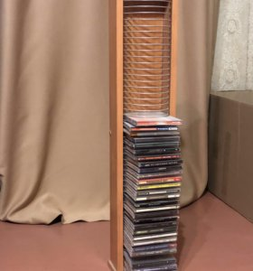 Стойка для дисков DVD