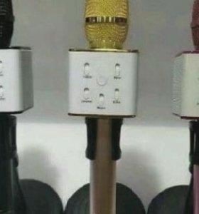 Безпроводной микрофон караоке